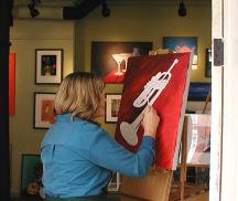 New Orleans Kerrie Jones Artist